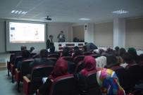 HALK EĞITIMI MERKEZI - Osmaneli'de 'Huzurlu Okul Huzurlu Toplum' Projesi Seminer Çalışması