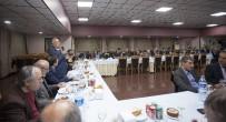 MUSTAFA GÜVENLI - Rektör Çomaklı, Sivil Toplum Kuruluşları Temsilcileriyle Bir Araya Geldi