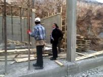 TAZİYE ZİYARETİ - Seydişehir Belediyesi Öncülüğünde Şehit Ailesine Ev