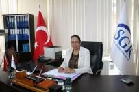 DEVİR TESLİM - SGK Mudanya'ya Yeni Müdür