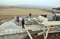 KAZAN DAİRESİ - Sorgun'da Modern Hayvan Barınağı İnşaatı Sürüyor