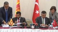 SRI LANKA - Sri Lanka İle Karma Ekonomik Mutabakat Zaptı İmzalandı