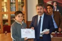 BAHÇEŞEHIR - TEOG'da Bahçeşehir Ortaokulu Birinci Oldu