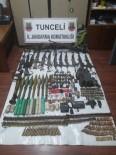 BELLEK - Tunceli'de Hainlere Büyük Darbe