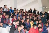 KAFKAS ÜNİVERSİTESİ - TVF 1. Lig Voleybol Karşılaşmasında Genç Kafkars Spor Evinde Ankara Eser Spor'a Kaybetti