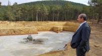 Uşak'ta Hamamboğazı'nın Suları Boşa Değil Yatırıma Akacak