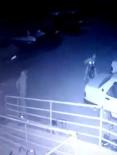 BAHÇECIK - 2 Motosiklet Çalan Hırsızlar Kayıplara Karıştı