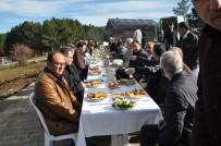 BURHANETTIN ÇOBAN - Afyonkarahisar Protokolü, Akdağ Kocayayla'da Bir Araya Geldi