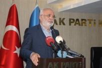 CUMHURIYET GAZETESI - AK Parti Grup Başkanvekili Elitaş Açıklaması 'Seçimle Gelenlerin Suç İşleme Hakkı Yoktur'