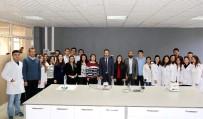 MUSTAFA ASLAN - Aydın'da Enstrümental Gıda Analiz Laboratuvarı Hizmete Girdi