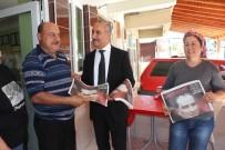CUMHURIYET GAZETESI - Başkan Çulhacı, Eşiyle Birlikte Vatandaşlara Cumhuriyet Gazetesi Dağıttı