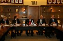 EĞİTİM UÇAĞI - Bursalı 'Aquila' Başkentte