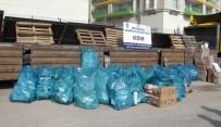 DİYARBAKIR EMNİYET MÜDÜRLÜĞÜ - Diyarbakır'da 765 Bin TL'lik Kaçakçılık Operasyonu