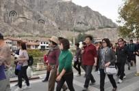 AHMET KAYA - Güney Korelilerden Amasya'da Tarih Turu