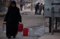 TANSİYON İLACI - Halep'te Yaşam Koşulları Kötüye Gidiyor