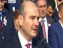SÜLEYMAN SOYLU - İçişleri Bakanı gözyaşlarına boğuldu