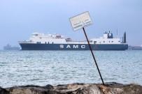 HACİZ İŞLEMİ - İskenderun Körfezi'ndeki Hayalet Gemi Tehlikesi Sürüyor