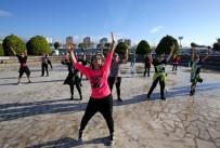 NAZIM HİKMET - Karşıyakalılar Güne Sporla Başlıyor