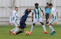 KAYACıK - Konyaspor Özel Maçta Adana Demirspor İle Berabere Kaldı