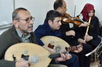 TÜRK MÜZİĞİ - Mamak'ta Haftanın Altı Günü Türk Sanat Müziği Eğitimi