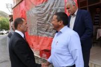 DINDAR - Manisa'da Tehlikeli Virajlar Ortadan Kaldırılıyor