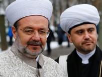 MEHMET GÖRMEZ - Mehmet Görmez: Misyonerlik yapmıyoruz talepleri karşılıyoruz