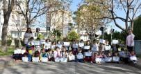 TRAFİK EĞİTİMİ - Muratpaşa'nın Minikleri Trafik Parkı'nda