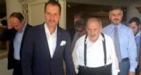 SOLUNUM YETMEZLİĞİ - Necmettin Erbakan'ın dünürü Necati Altınöz vefat etti