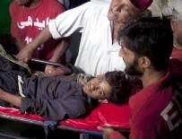 BELUCISTAN - Pakistan'da bombalı saldırı