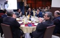 RESSAM - Rektör Remzi Gören, Mahalle Muhtarlar Ve Kent Konseyi Üyeleriyle Bir Araya Geldi