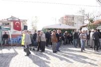 İSMAİL KARAKULLUKÇU - Sakarya, Şehit Kaymakam Safitürk'ü Uğurluyor