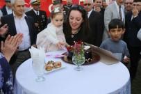 DOĞUM GÜNÜ PASTASI - Şehit Çiğa'nın Adı Mezitli'de Parkta Yaşayacak
