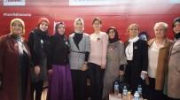 AYDIN YILMAZ - 'Tanklardan Güçlü Kadınlar' Panelinde Duygusal Anlar Yaşandı