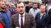 CÜNEYT YÜKSEL - Tekirdağ'da Hükümet Caddesi Esnafı, Trafik Düzenlemesine Tepki Gösterdi