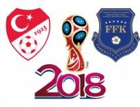 A MİLLİ FUTBOL TAKIMI - Türkiye 2-0 Kosova