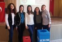 AMBALAJ ATIKLARI - Üniversite Öğrencileri, Farabi İlkokulunda Çevre Eğitimi Verdi