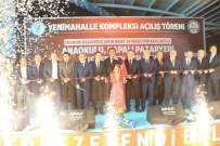 AHMET ALTIPARMAK - 2 Milyon TL Yatırımla Yapılan Kompleksin Açılışı Yapıldı