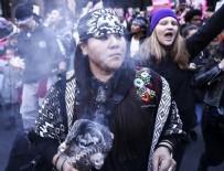 ABD BAŞKANI - ABD'de Trump karşıtı gösteriler durmuyor