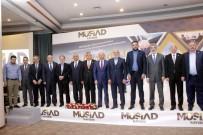 İŞ GÖRÜŞMESİ - AK Parti Kayseri Milletvekili Taner Yıldız Açıklaması