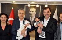 MEHMET ERDEM - Aydın AK Parti 'Ömer Halisdemir' Bebekleri Ağırladı