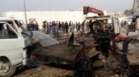DAEŞ - Azez'de bombalı araçla intihar saldırısı
