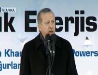 3. HAVALİMANI - Cumhurbaşkanı Erdoğan 3. havalimanı için tarih verdi