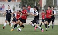 HÜSEYIN TÜRK - Dişi Ronaldinho Beşiktaş'ı Yıktı