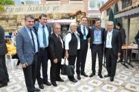 ERCAN YILMAZ - Ege Ve Marmara Çevre Belediyeler Birliği Toplandı