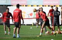 FLORYA - Galatasaray'da Derbi Hazırlıkları