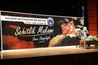 İLAHİYATÇI - İlahiyatçı-Yazar Ömer Döngeloğlu 'Şehitlik Makamı'nı Anlattı