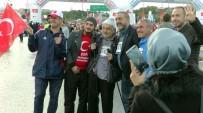 HÜSEYIN YıLMAZ - Kahramanlar Koşusu'nda 80'Lik Sporcular Gençlere Taş Çıkardı