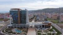 KAMU YARARı - Karadeniz'in En Büyük Belediye Binası Hizmete Girdi