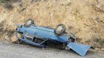 ULUKÖY - Kürtün'de Kaza Açıklaması 2 Yaralı