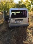 ÇOLAKLı - Malatya-Elazığ Karayolunda Kaza Açıklaması 2 Yaralı